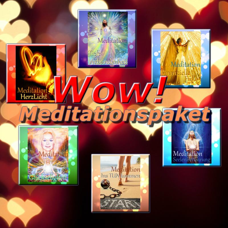 Wow!-Meditationspaket