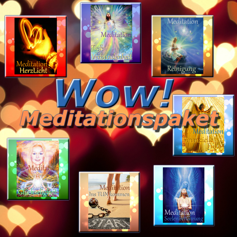 Wow!-Meditationspaket